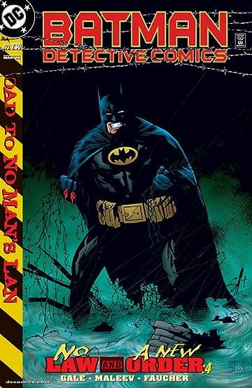 Detective Comics (1937-2011) #730