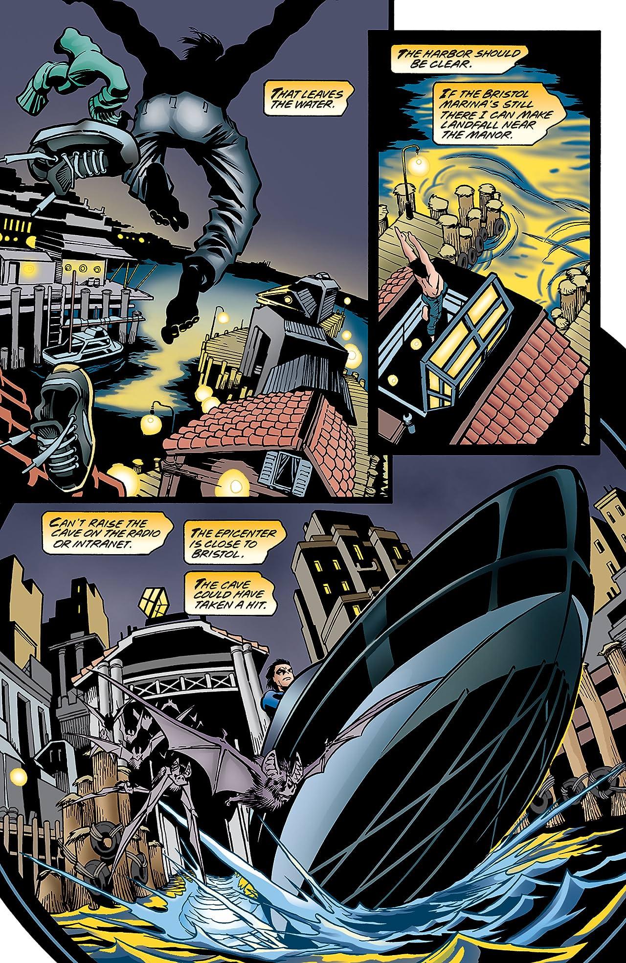 Nightwing (1996-2009) #19