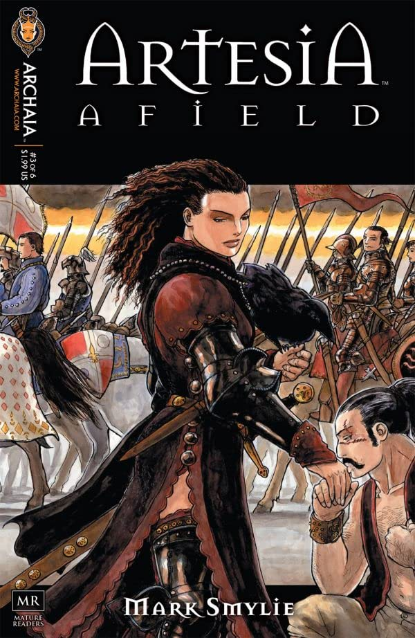 Artesia: Afield #3 (of 6)