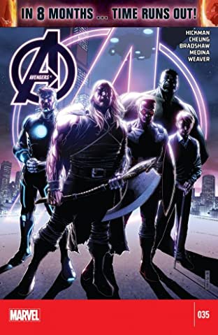 Avengers (2012-2015) No.35