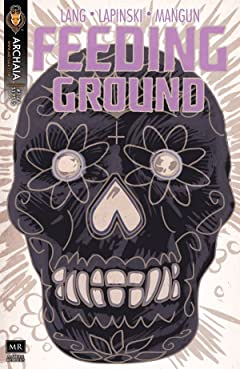 Feeding Ground (English) #3 (of 6)