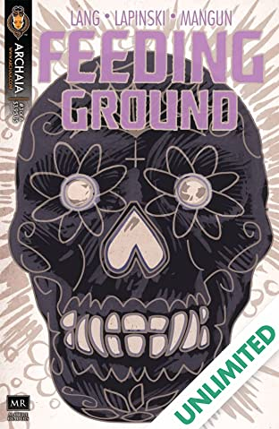 Feeding Ground (English) #3 (of 6)