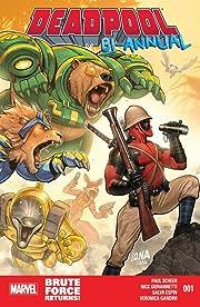 Deadpool (2012-2015) Bi-Annual #1