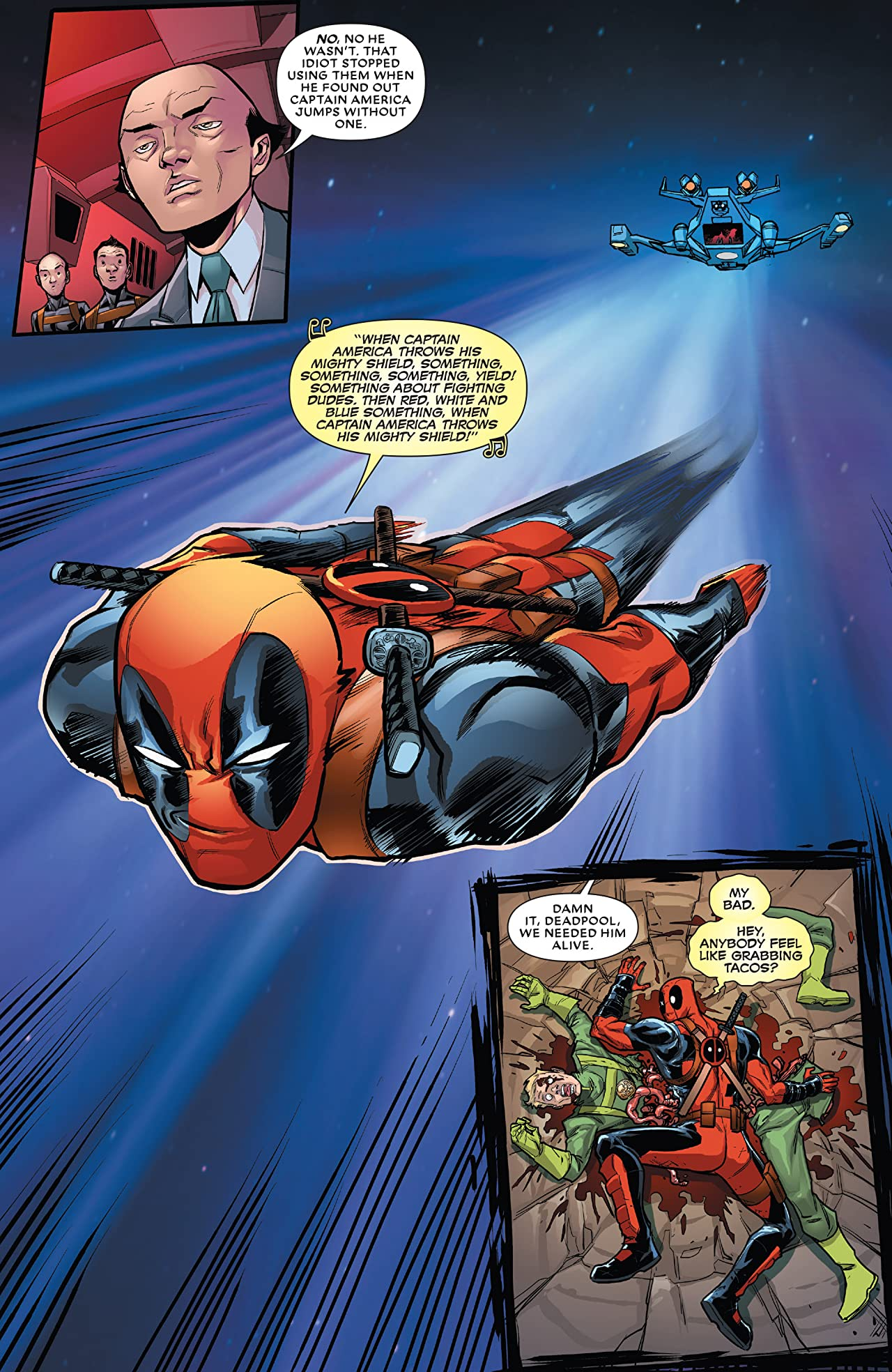 Deadpool (2012-2015) Bi-Annual #1