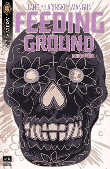 Feeding Ground (En Espanol) #3 (of 6)