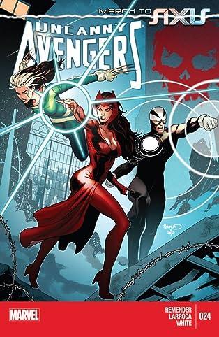 Uncanny Avengers (2012-2014) #24