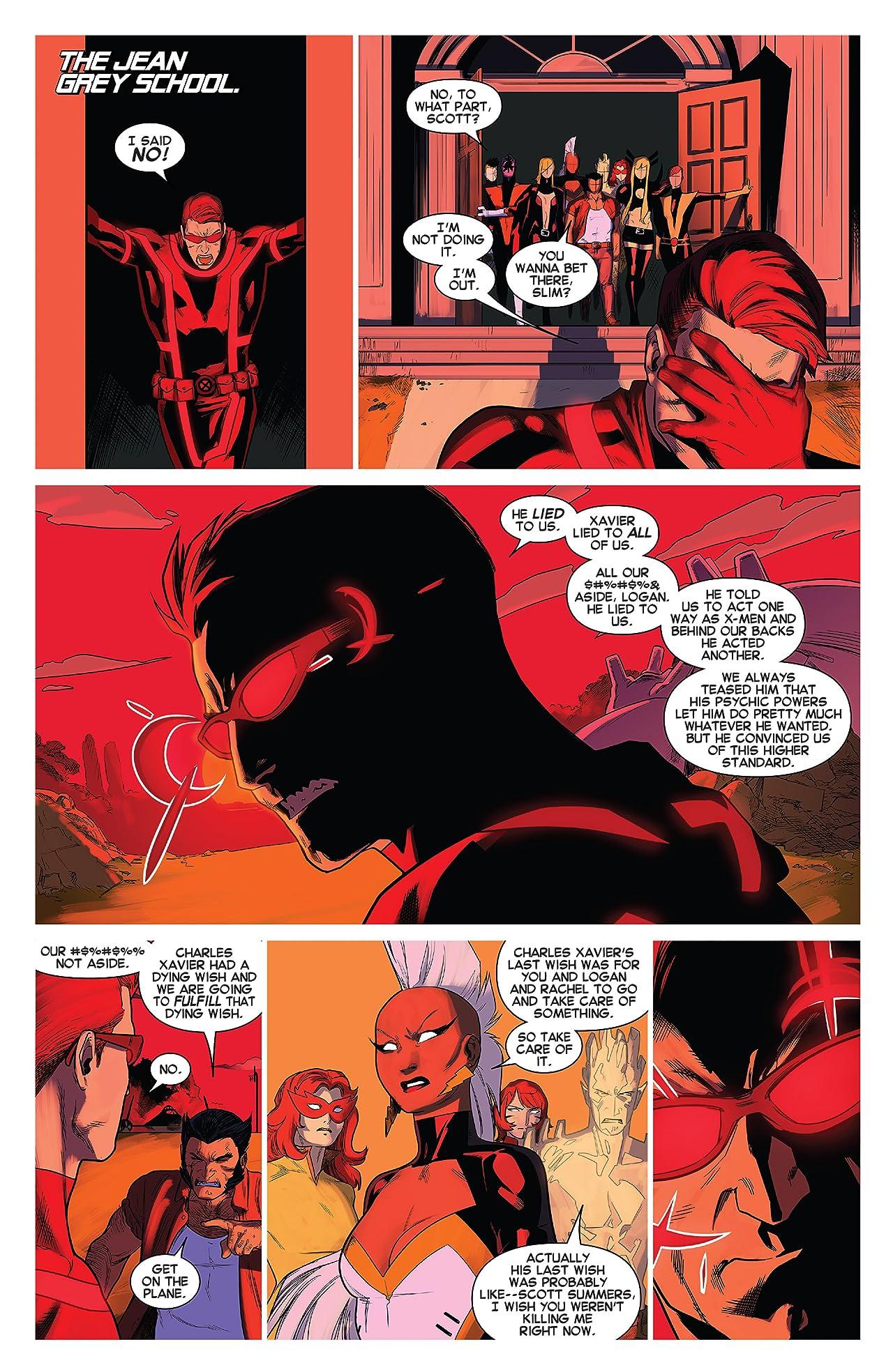 Uncanny X-Men (2013-2015) #26