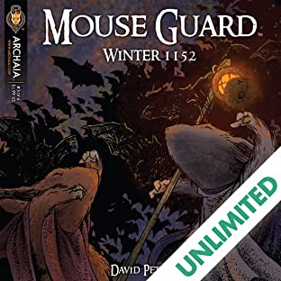 Mouse Guard: Winter 1152 #3 (of 6)