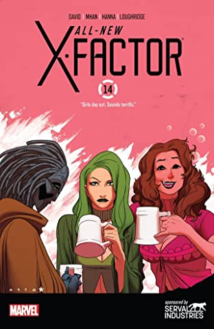 All-New X-Factor (2014-2015) No.14