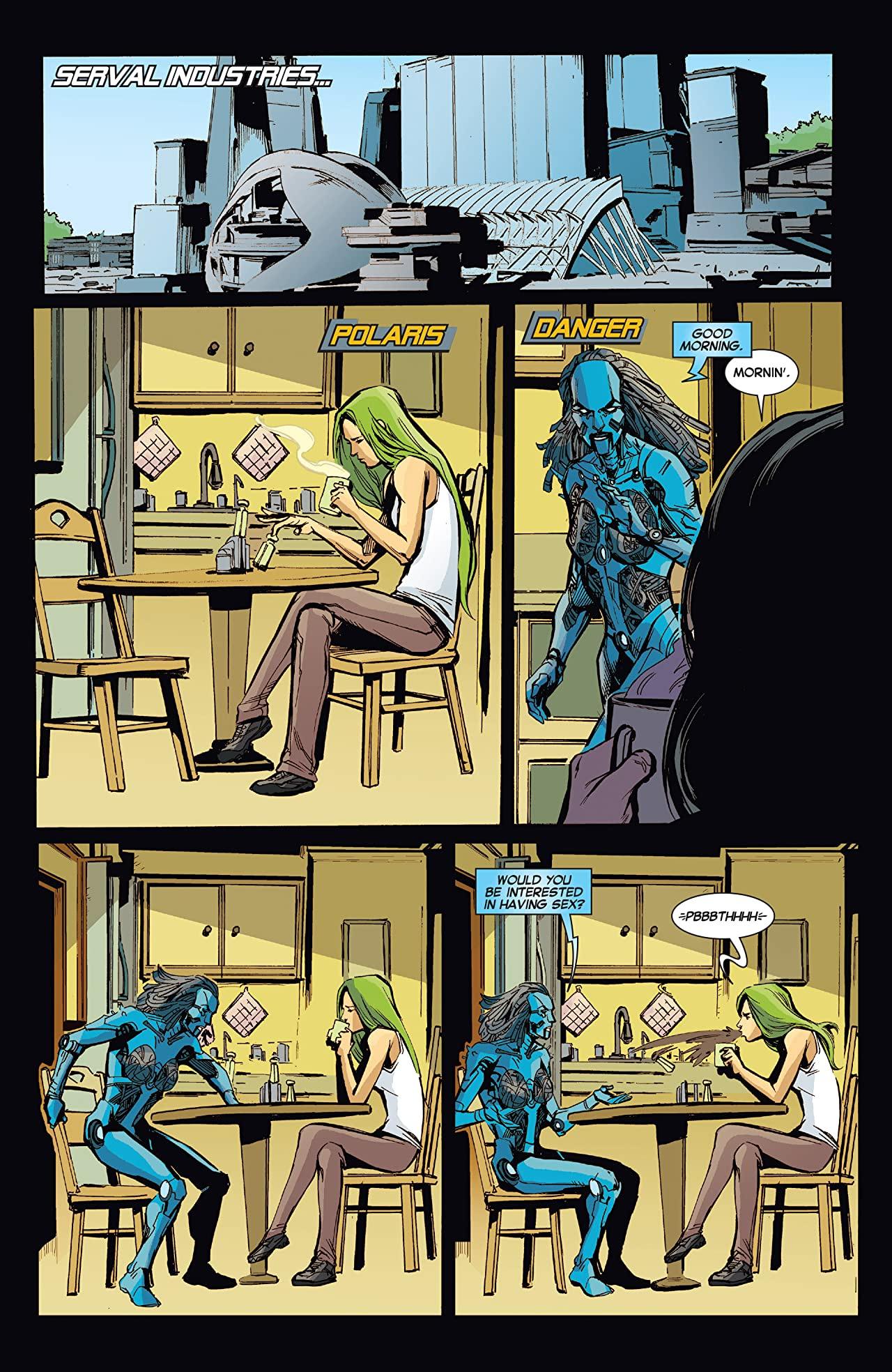 All-New X-Factor (2014-2015) #14
