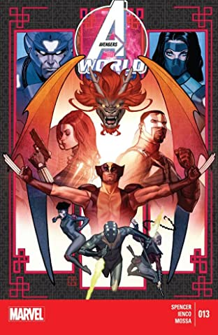 Avengers World (2014-2015) #13