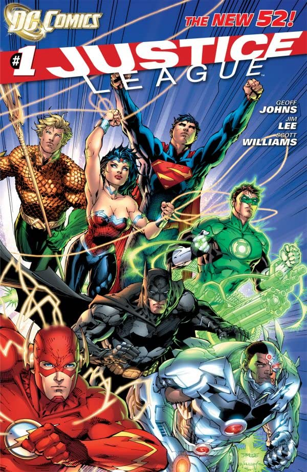 DC Comics -The New 52 #1: Preview