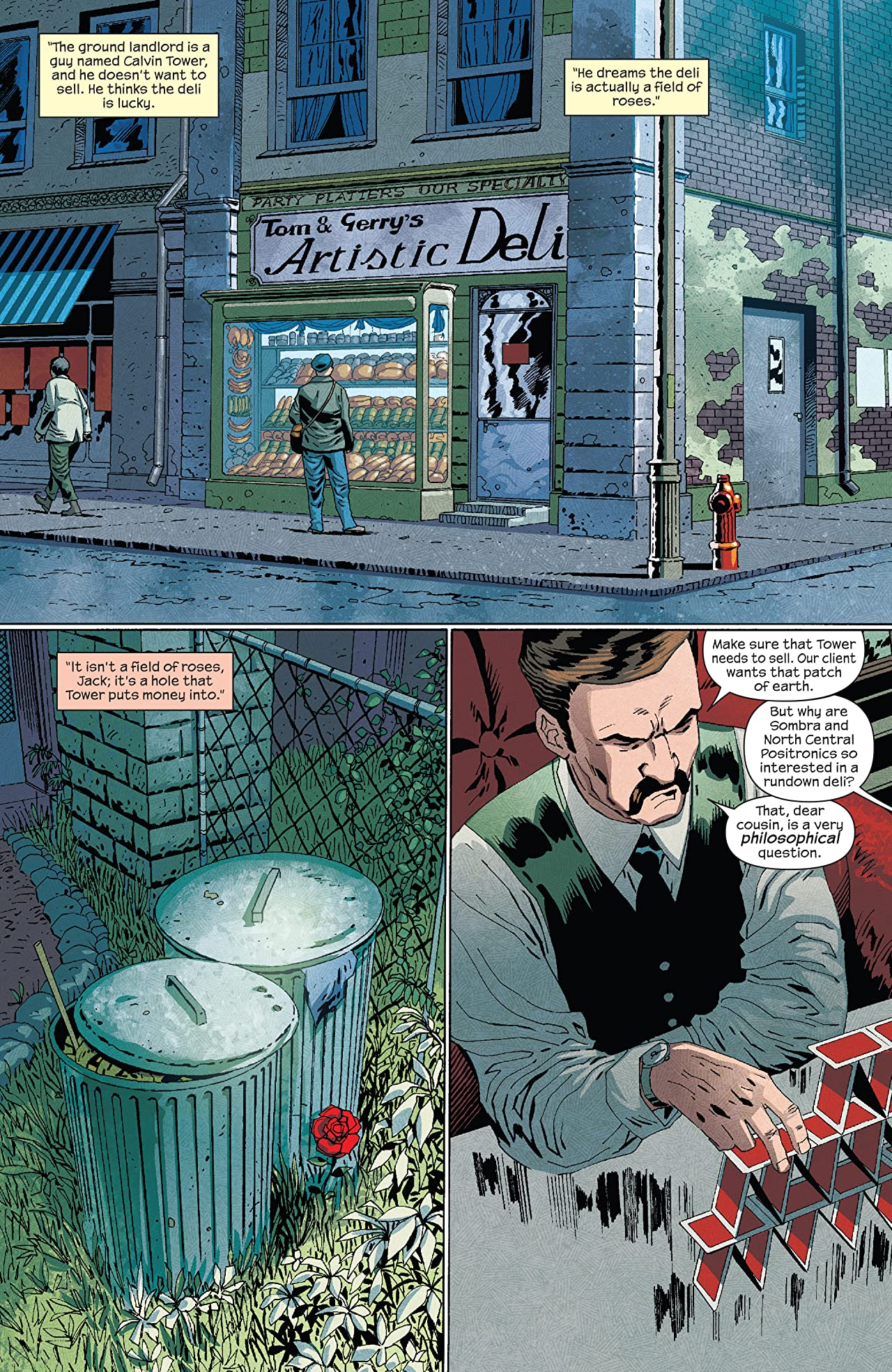 Dark Tower: The Drawing Of The Three - The Prisoner #2 (of 5)