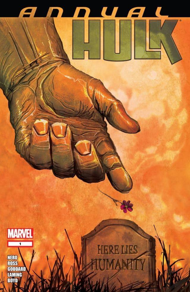 Hulk (2014-2015) Annual #1