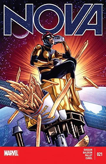 Nova (2013-2015) #21