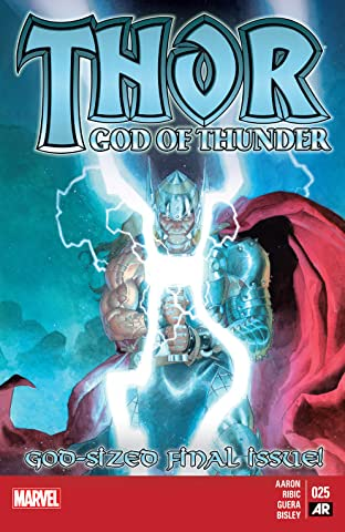 Thor: God of Thunder No.25