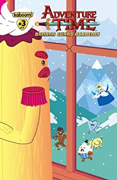 Adventure Time: Banana Guard Academy #3