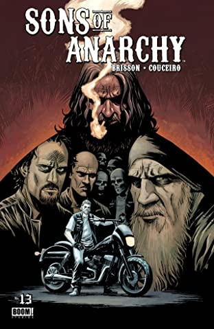 Sons of Anarchy No.13