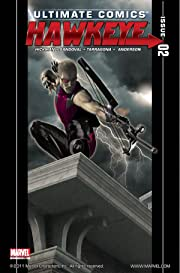 Ultimate Comics Hawkeye #2