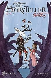 Jim Henson's The Storyteller: Witches #1