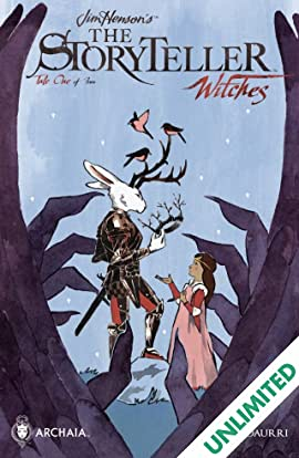Jim Henson's The Storyteller: Witches #1