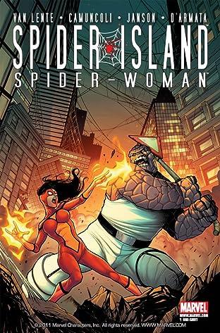 Spider-Island: Spider-Woman #1