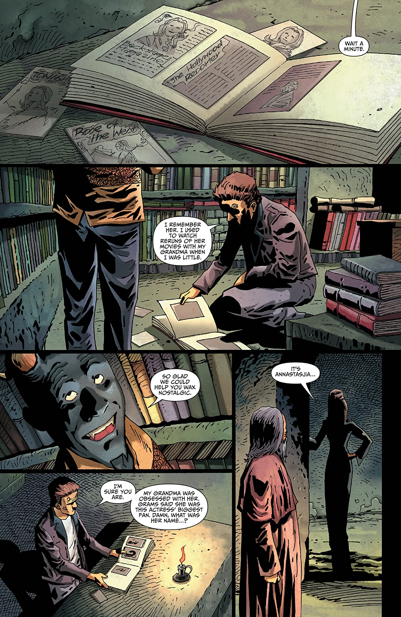 Clive Barker's Nightbreed #5