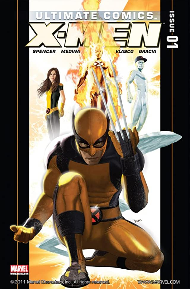 Ultimate Comics X-Men #1
