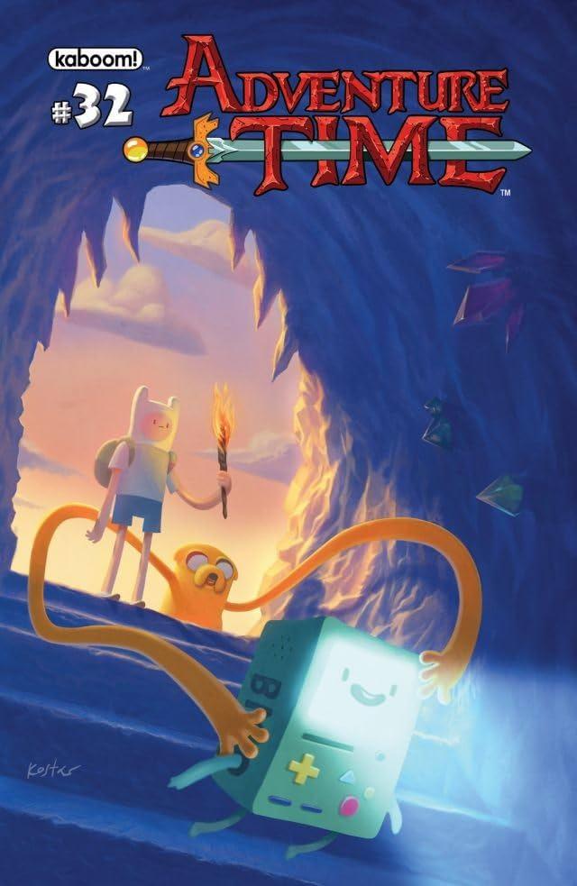 Adventure Time #32