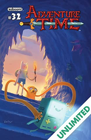 Adventure Time #32