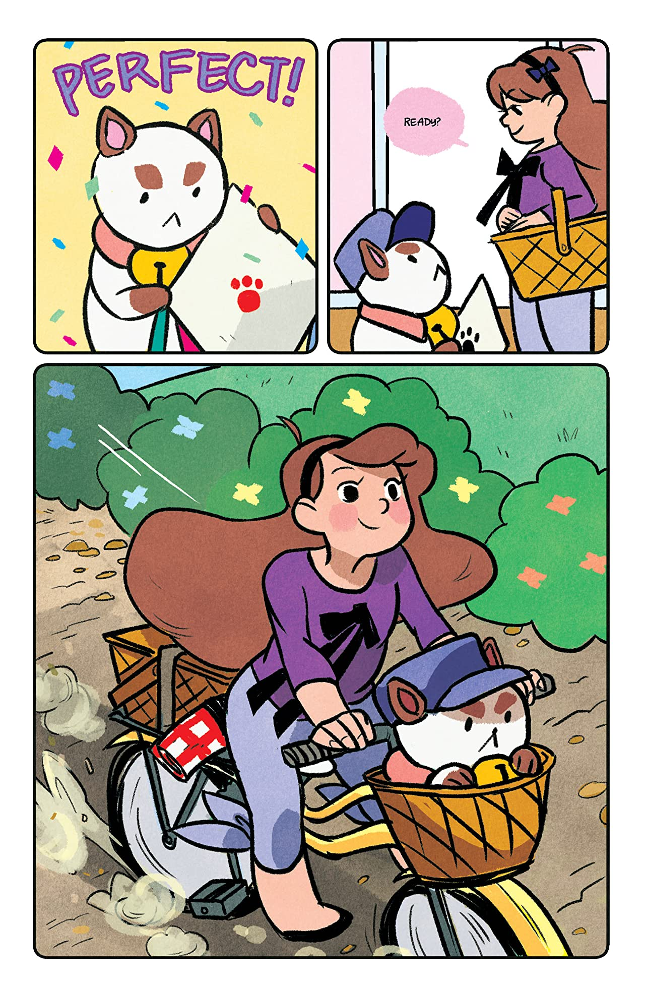 Bee and Puppycat #4