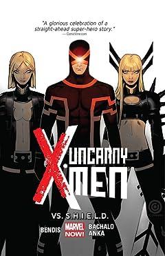 Uncanny X-Men Tome 4: Vs. S.H.I.E.L.D.