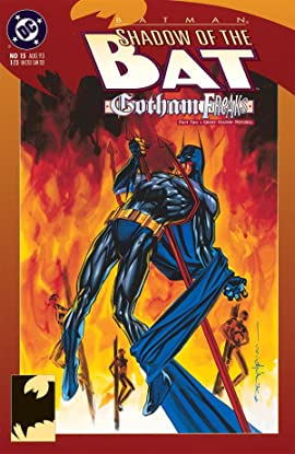 Batman: Shadow of the Bat #15