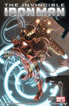 Invincible Iron Man (2008-2012) #1