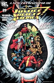 Justice Society of America (2007-2011) #29