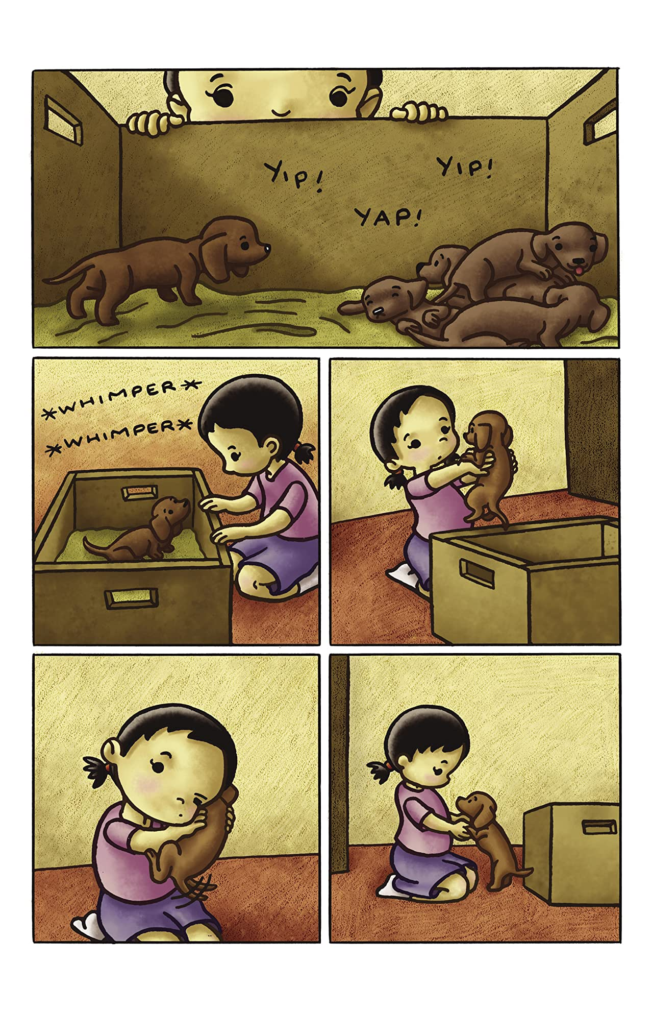 Doggy Stories #3