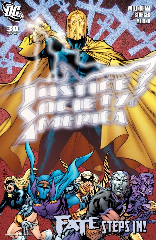 Justice Society of America (2007-2011) #30