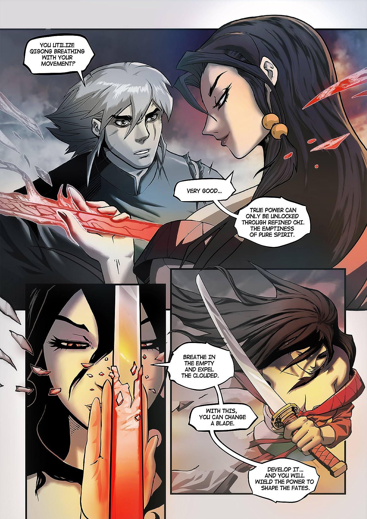 Crimson Legends #3