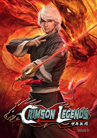 Crimson Legends #3