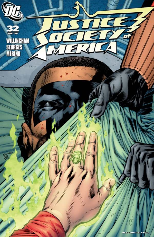 Justice Society of America (2007-2011) #32