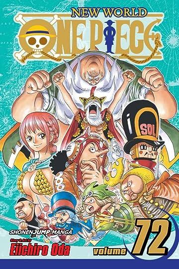One Piece Vol. 72