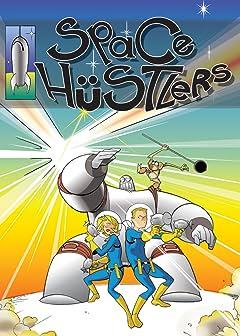 Space Hustlers Vol. 1: Sewercide