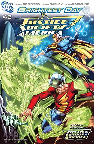 Justice Society of America (2007-2011) #42