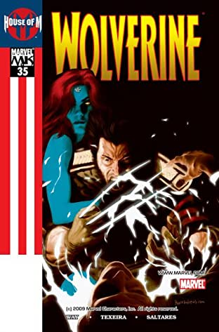 Wolverine (2003-2009) No.35