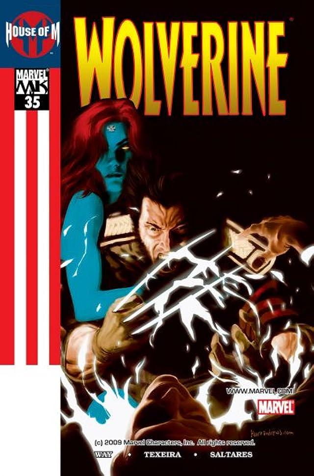 Wolverine (2003-2009) #35