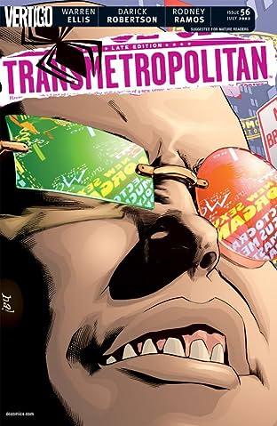 Transmetropolitan #56