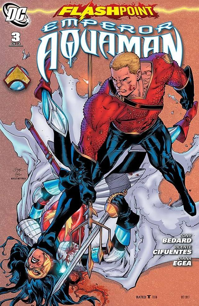 Flashpoint: Emperor Aquaman #3