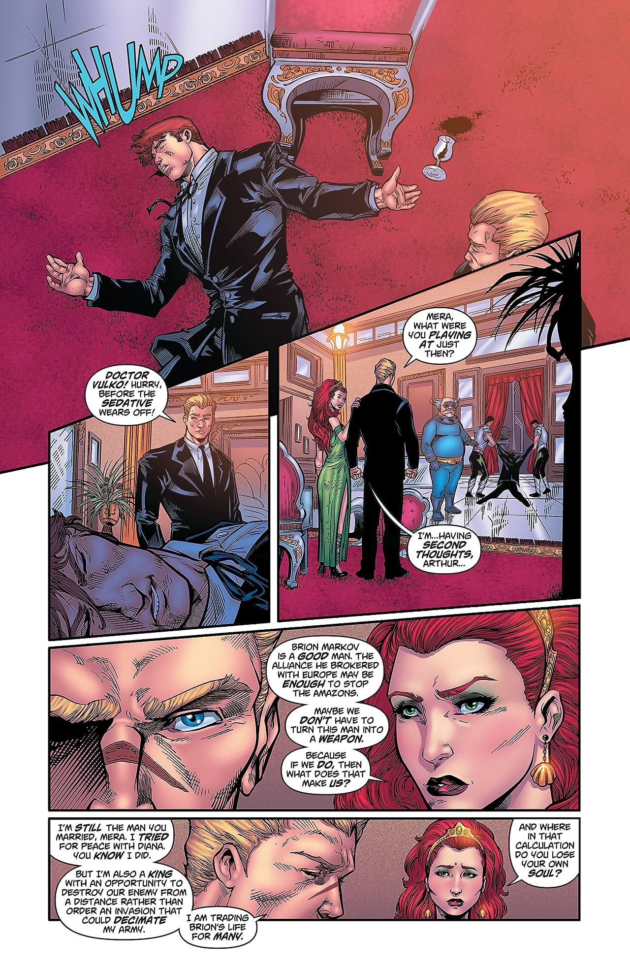 Flashpoint: Emperor Aquaman #3 (of 3)