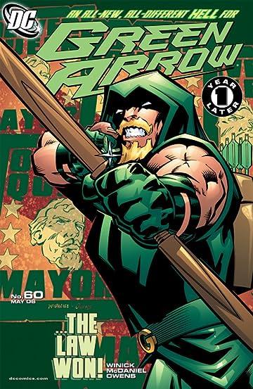 Green Arrow (2001-2007) #60