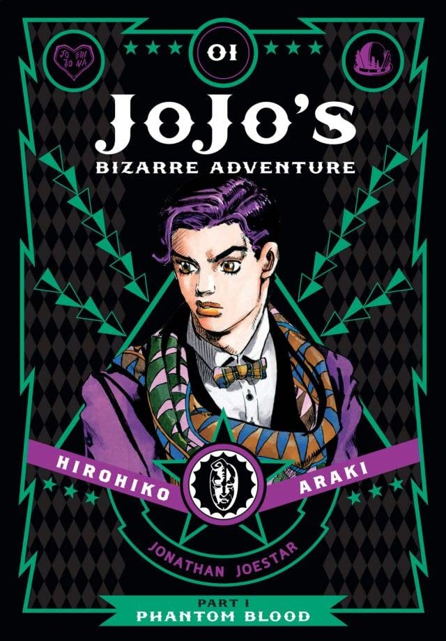 JoJo's Bizarre Adventure: Part 1--Phantom Blood Vol. 1